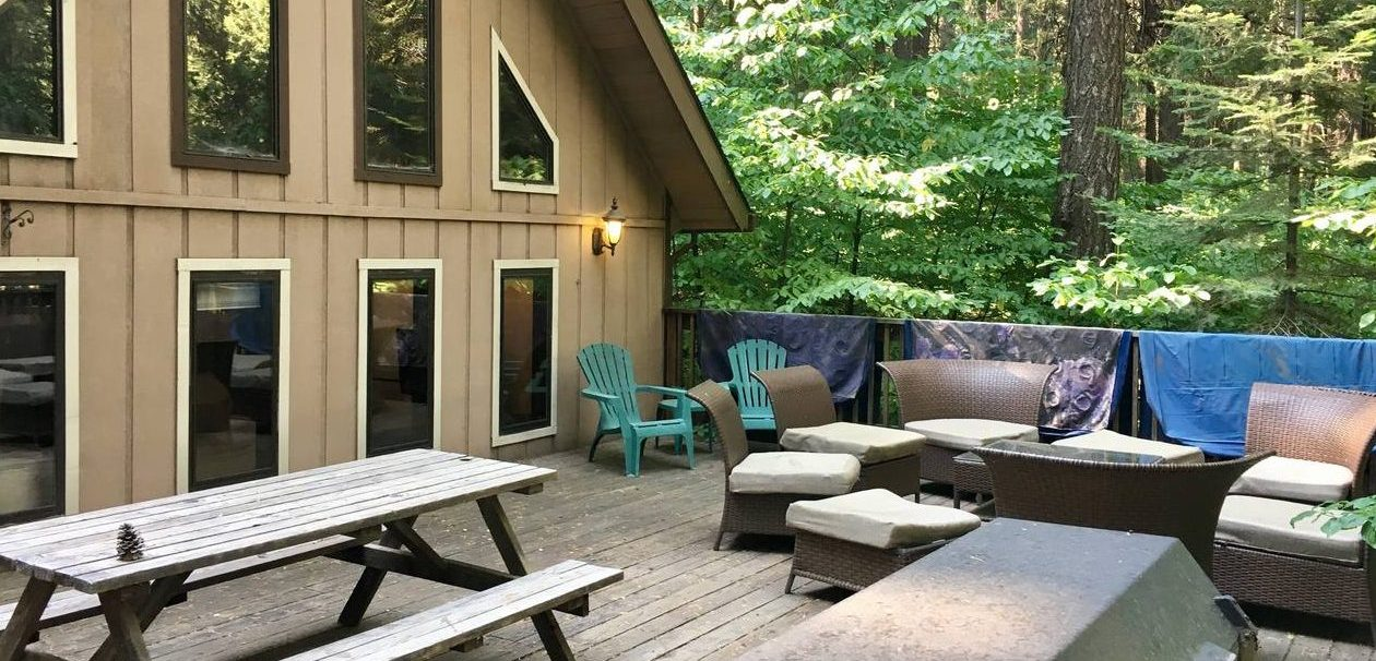 Write in the Woods: A Writing Retreat in the Mountains