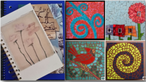 Cross-Creativity Workshop: Writing + Mosaics @ Alameda Art Lab | Alameda | California | United States