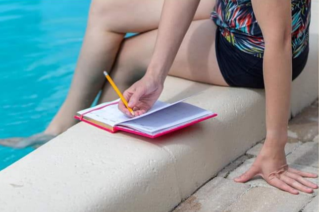 Write by the Pool 2021